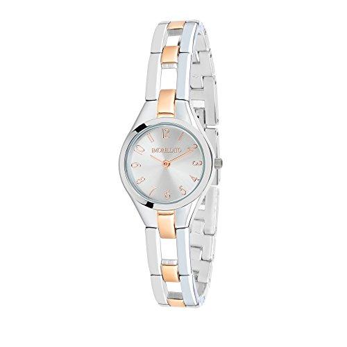 MORELLATO Damen Analog Quarz Uhr mit Edelstahl Armband R0153148502 - Gaia Kollektion