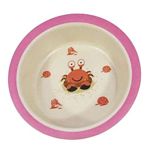 r Kinder Cartoon Nette Schüssel Salat Schüssel, O (Kunststoff-platten Aufgeteilt)