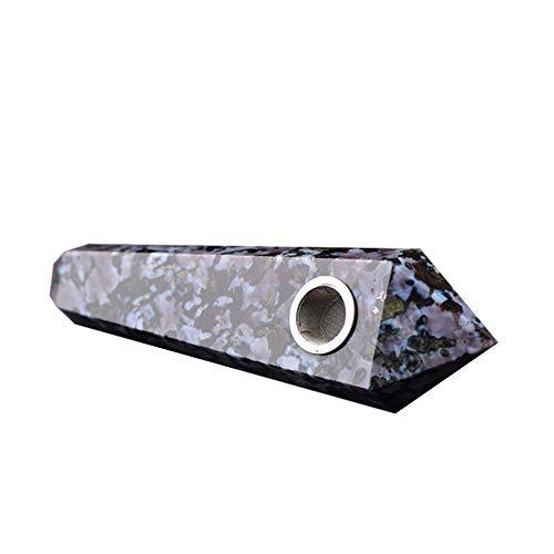 Unbekannt Tabakpfeifen Alabaster Material Polierpfeife Mit Filtern -