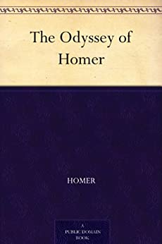 The Odyssey of Homer (English Edition)