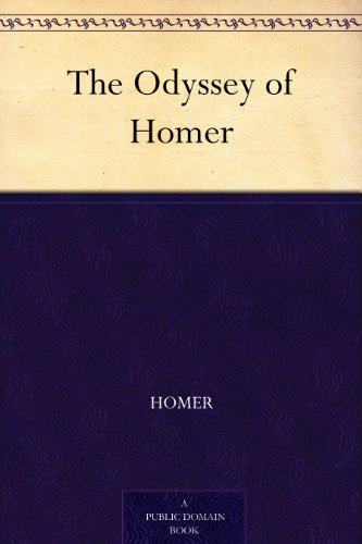 an analysis of the odyssey written by homer Check out homer's the odyssey video sparknote: quick and easy odyssey synopsis, analysis, and discussion of major characters and themes in the epic poem.