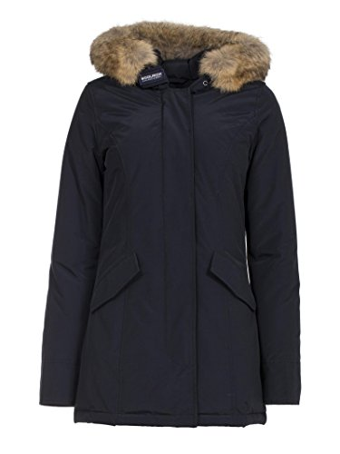 Women's Jacket Arctic Parka WOOLRICH WWCPS1446 CN02 NAVY 2/H FALL WINTER 2017-18