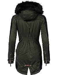Suchergebnis auf Amazon.de für  Leder Parka Damen  Bekleidung e3b0791890