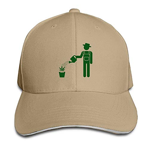 Gxdchfj Cannabis Leaf Baseball Cap for Men Women Low Profile Running 5 Panel Hats Fashion31 Low Profile 5-panel -