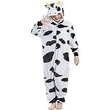 Pyjamas Cosplay Animal Cartoon Traje Disfraz Kigurumi Unisexo Pyjamas Ropa para Niños Niña y Festival Fiesta