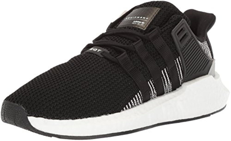 Modèle moderne  adidas originaux des hommes hommes hommes est eqt soutenir 93 17 chaussure de course noir blanc, 6,5 m 7c2cef