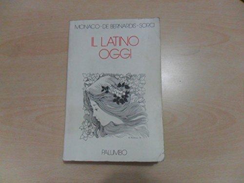 Il latino oggi