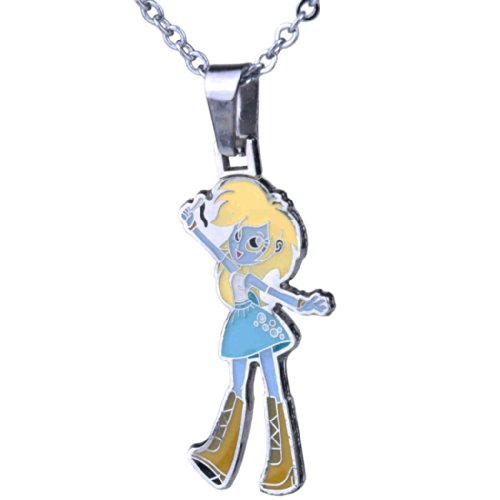 41IqqJcPB4L AmDxD Jewelry Girls Metal Pendant Fashion Necklace Equestria Derpy Hooves UK best buy Review