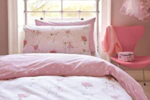 cath kidston danseuse ballet parure de lit avec housse de. Black Bedroom Furniture Sets. Home Design Ideas