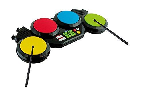 WinFun Electronic Drum Kinder Schlagzeug Trommel Spielzeug mit MP3 Funktion