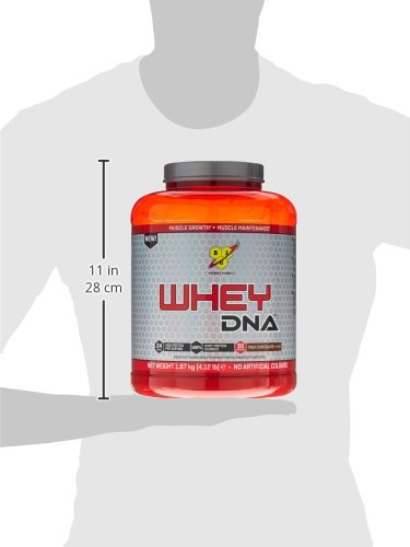 BSN Dna Whey Chocolate, 1 x 1.87 kg - 5