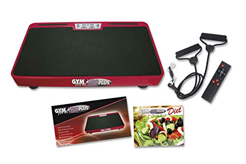 BEST DIRECT Gymform Vibromax Plus Vibrationsplatte und