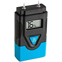 """TFA """"HumidCheck Mini"""" Materialfeuchte-Messgerät 30.5502, zur Holz- und Baufeuchtemessung, mit Temperaturanzeige"""