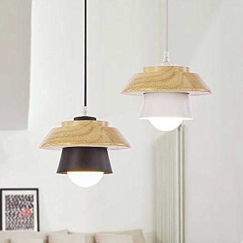 Le camere da letto, 3, lampadari e direct disc +nera a LED lampadina della luce