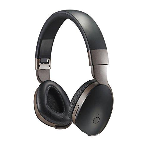 Bluetooth Kopfhörer, Kinden Headset Wireless & Wired Audio Stereo Musik Noise Cancelling Kopfhörer mit Mikrofon Freisprecheinrichtung für iPhone iPad Samsung TV und andere Smartphone Tablet Laptop