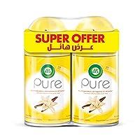 Air Wick Air Freshener Freshmatic Refill Pure Vanilla, 250ml Twin Pack