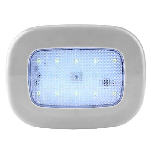 Preisvergleich Produktbild XXguang-Universal Usb Wiederaufladbare Auto Decke Selbstklebende Nacht Lampe Auto Led Leselampe Magnetische Innendach Lampe Lkw Nachtbeleuchtung