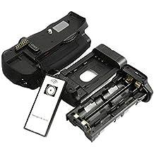 yingge empuñadura de batería para Nikon D300D300S D700D900Cámara como MB-D10+ mando a distancia por infrarrojos + batería EN-EL3e