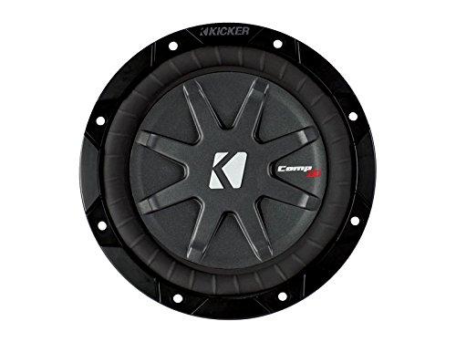 Kicker CompRT672 (CWRT672) - 16,5 cm Subwoofer (Kicker Lautsprecher Car Audio)