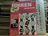 Uhren Magazin. Preisführer Armbanduhren. 7/8 2002. Über 1500 Uhren im Heft.