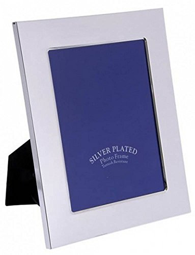 Silver Classic Photo Frame 6x8 By David Van Hagen