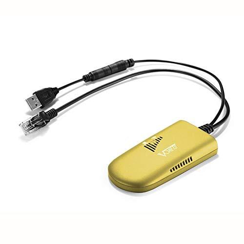 WWAVC WLAN-Repeater (500 M) Industrielle Mini-Hochleistungs-DrahtbrüCke Ap 300 Mbit/S