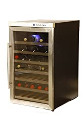 Hostess HW40RMA 40-Bottle Wine Cabinet