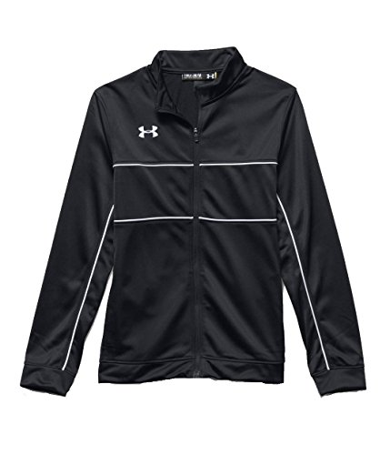 Knit Warm Up Jacket (Under Armour Boys' UA Rival Knit Warm Up Jacket)