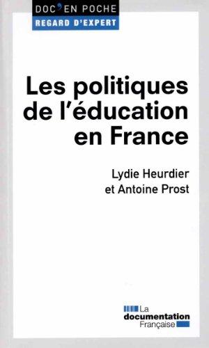 Les politiques de l'éducation en France