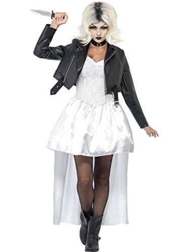 Smiffys Kostüm Chuckys Braut, Größe M