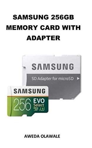Preisvergleich Produktbild SAMSUNG 256GB MEMORY CARD WITH ADAPTER: Durable Memory card for all Micro SD Enable Devices with adapter.