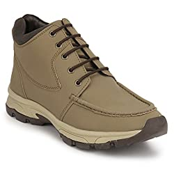 Knotty Derby Mens Tan Sneakers - 7 UK/India (41 EU)