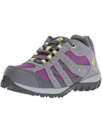 Columbia Youth Redmond Waterproof, Zapatillas de Senderismo para Niñas