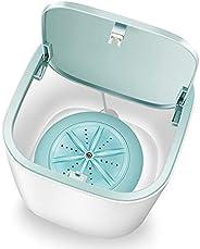 lifcasual Portable Mini Washing Machine Bucket Automatic Home Mini Underwear Washer for Home Travel Self-drivi