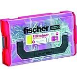 Fischer 535317 FIXtainer - Elektriker Set Inhalt 300 St.