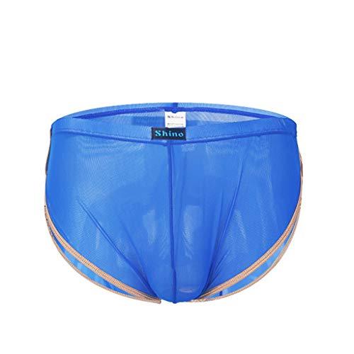 Setsail Neue Art- und WeiseHerren reizvolle Ineinander greifen-Unterhose weiche Kurze Breathable Sport-Unterwäsche -