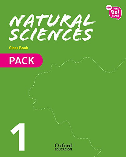 New Think Do Learn Natural Sciences 1. Class Book + Stories Pack. Module 2. Living things.