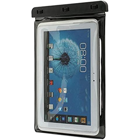 Mobile24 Funda Impermeable Universal para Tablet hasta 10