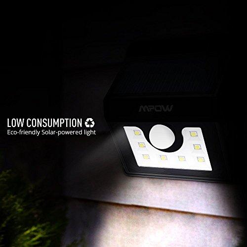 Mpow Solarleuchte 8 LED - 8