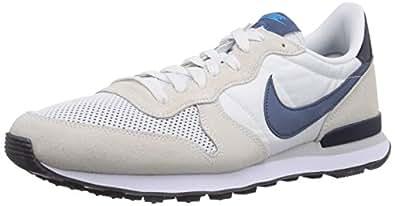 Nike Internationalist, Herren Sneakers, Grau (Summit White