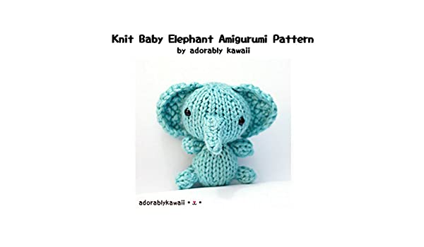 Red Heart Baby's Elephant | Yarnspirations | 350x600