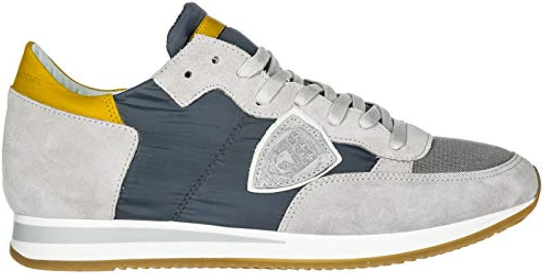 Philippe Model scarpe da ginnastica Tropez Uomo mondial grigio grigio | Le vendite online  | Uomini/Donna Scarpa