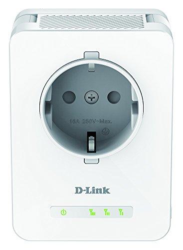 D-Link DAP-1365 N300 Wi-Fi Range Extender (mit Power Passthrough, verstärkt Ihr Heim-WLAN, bis zu 300 Mbit/s)