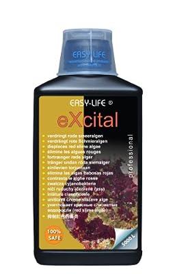 Easy Life Excital Traitement de l'Eau pour Aquariophilie 250 ml
