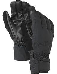 Burton Profile Under Glove - Color:True Black - Talla:S - Guantes de snowboard y ski para hombre