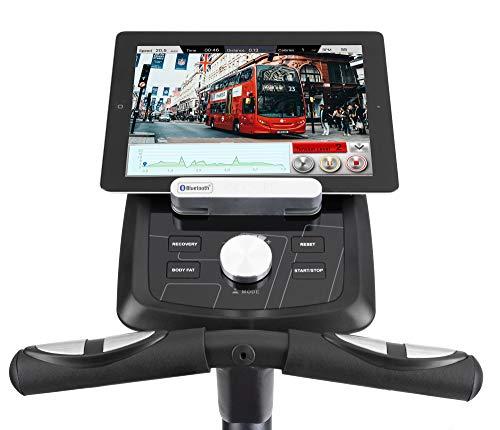 Hop-Sport Elliptical Crosstrainer HS-100C Ellipsentrainer Bluetooth 4.0 Smartphone Steuerung große Schrittlänge - 4