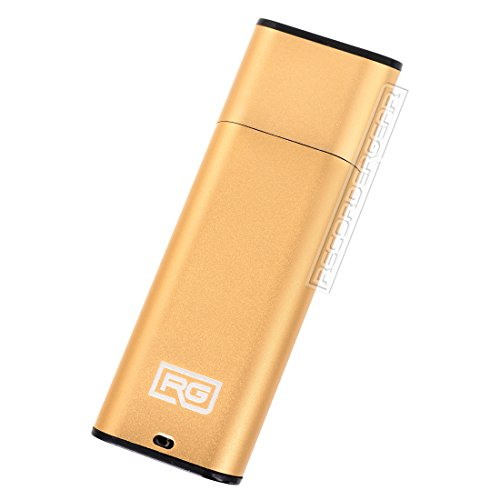 FD108GB USB Flash Drive Voice Recorder/Kleine 192kbps HD-Qualität Audio-Aufnahme Gerät/16hr Akku & 90hr Kapazität