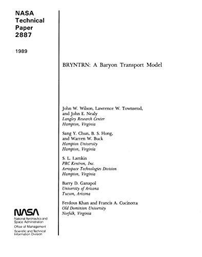 BRYNTRN: A baryon transport model (English Edition)