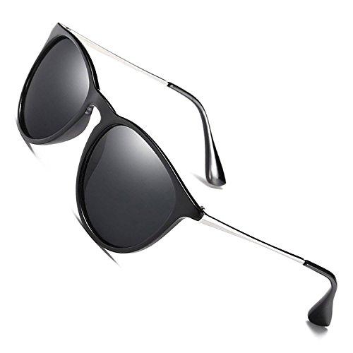 Gafas de sol polarizadas Hombre Mujer /UV400 gafas unisex Moderno conductores para golf/conducción Outdoor Sport Pesca/Deportes Ultra Ligero Gafas de sol