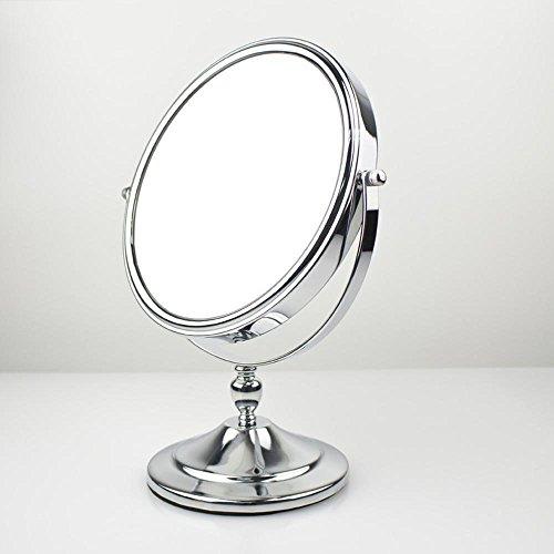 Kaxima Kosmetikspiegel 8 Zoll Doppelte Größe Make-up Spiegel Europäischen Minimalistischen...